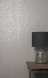 Insignia Wallpaper FD24413 By Kenneth James For Brewster Fine Decor